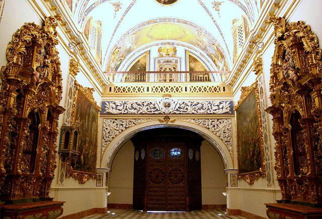 Retablo Mayor,  El Palacio de san Telmo.