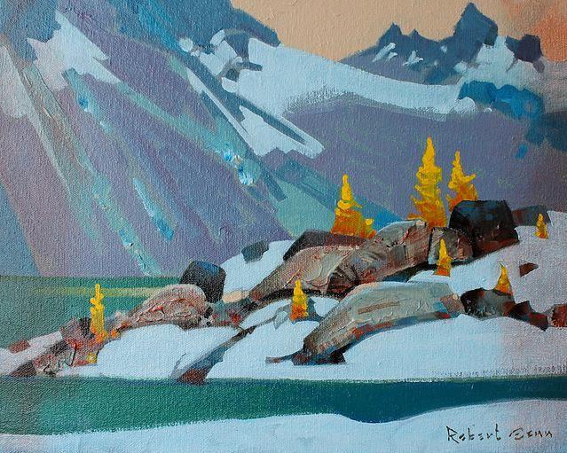 Robert Genn Artist Page