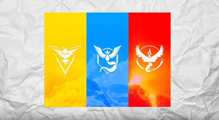 Here Are the Reasons Why Team Mystic Is More Popular in Pokemon Go