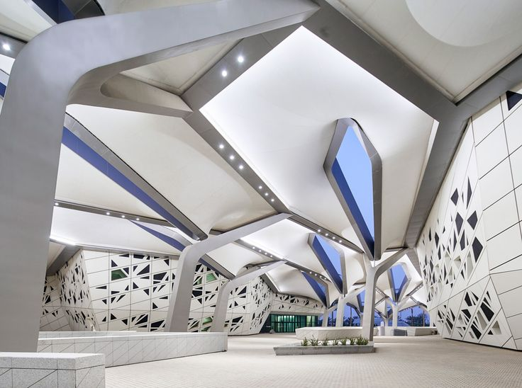 Architecture doesn't always exist to push the boundaries. Sometimes a building is just an enclosure, a pragmatic form undefined by the activities within. Zaha Hadid Architects (ZHA) has never subscribed to the cult of quiet functionalism – the more com...