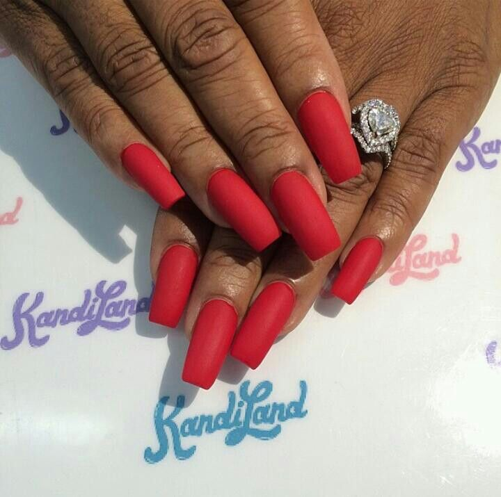 418 best long nails nail designs images on Pinterest | Long nails ...