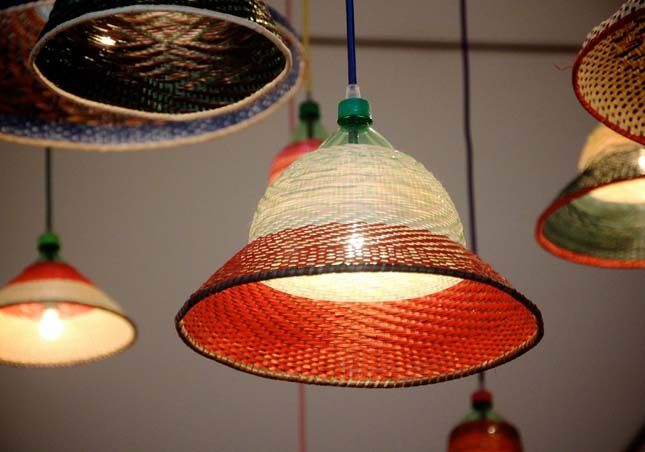 DESIGNS OF THE YEAR 2014 - PET Lamp - Alvaro Catalan de Ocon - Core77