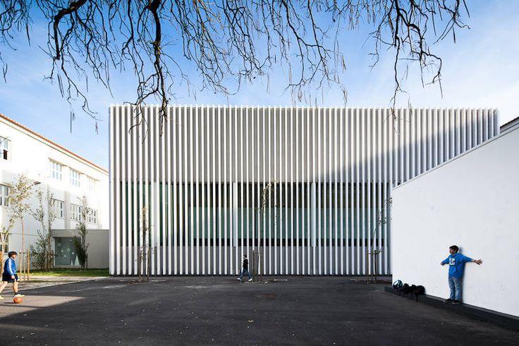 Architects: RCJV – Ricardo Carvalho  Joana Vilhena Arquitectos  Location: Setúbal, Portugal