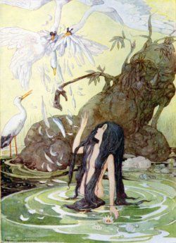 The Marsh King's Daughter - Hans Christian Andersen Fairy Tales