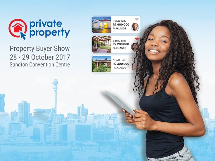 We're giving away FREE tickets to the The Property Buyer Show Gauteng in Sandton this weekend. Visit our stand for great property advice and more!   Click here for tickets, using the promo code PRIVATEPROPERTY: https://itickets.co.za/register/new/385743