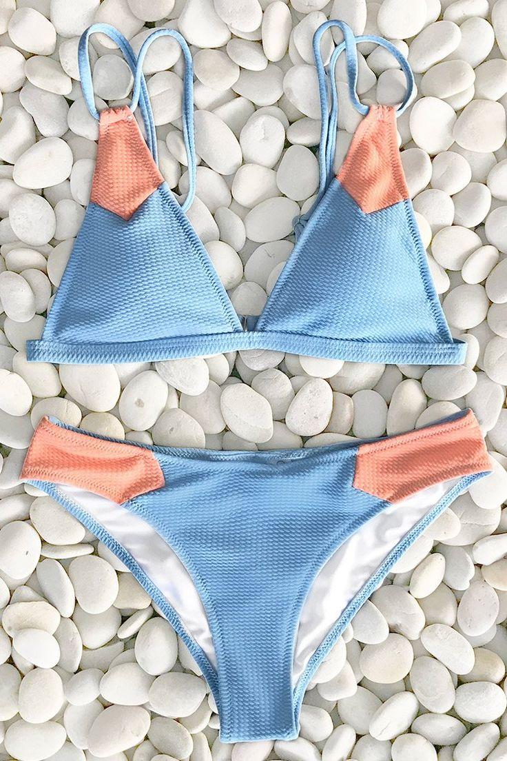 Best 25 Triangle Bikini Ideas On Pinterest Bikini