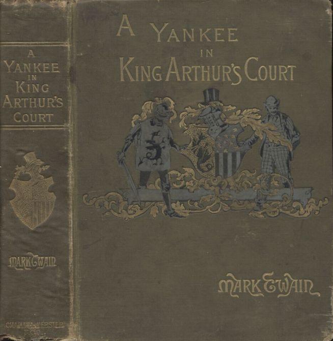 A Connecticut Yankee in King Arthur's Court ebook epub/pdf/prc/mobi/azw3 download for Kindle, Mobile, Tablet, Laptop, PC, e-Reader. Fiction #kindlebook #ebook #freebook #books #bestseller