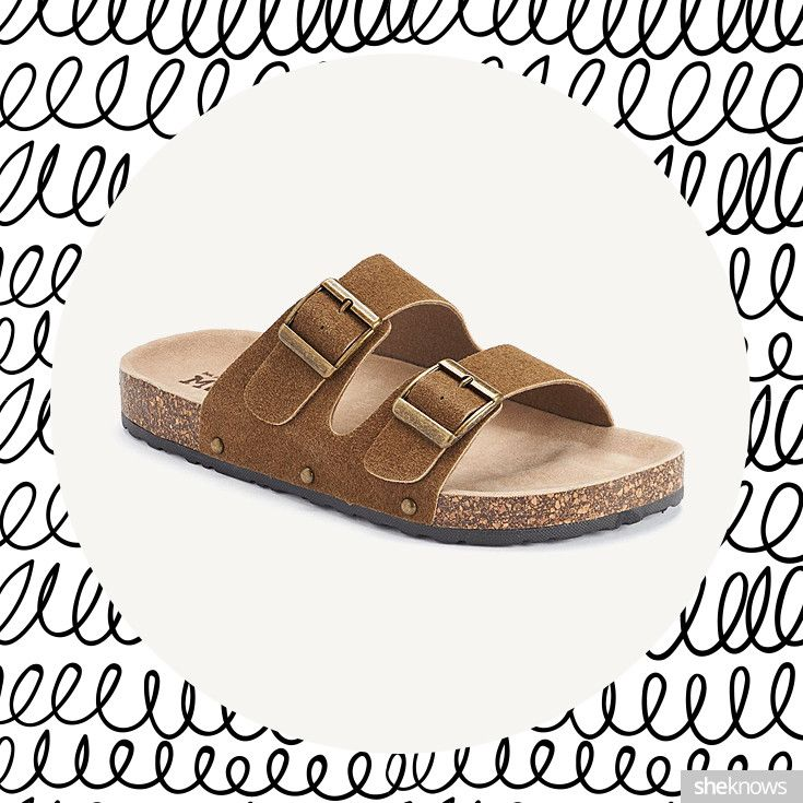 20 Birkenstock look-alikes that are the ultimate summer trend: Birkenstock knock-offs