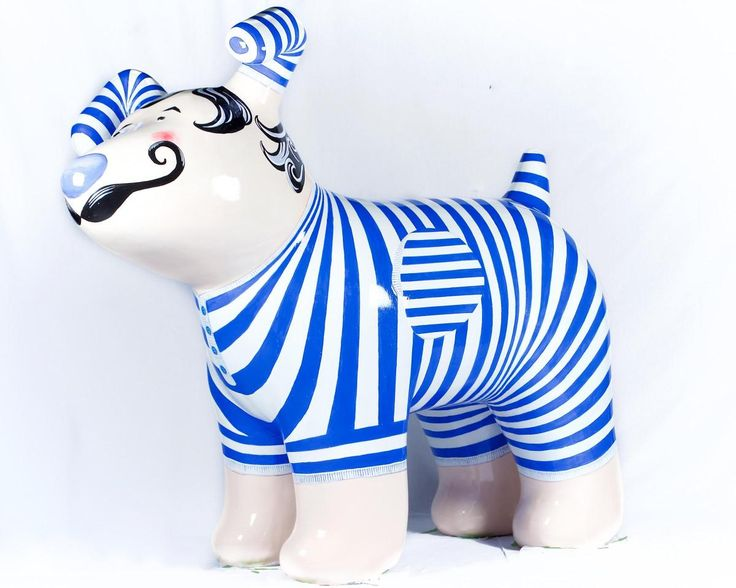 #4 - Horatio – The Bathing Beauty THE MOST popular Snowdogs have been revealed with an arty pooch showing up as the most visited.