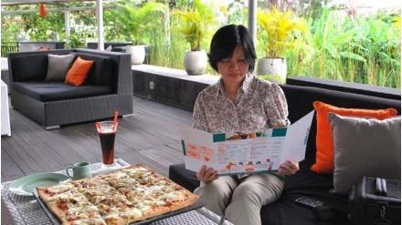 Menikmati Senja di Kebun Pisang | Indohotelier