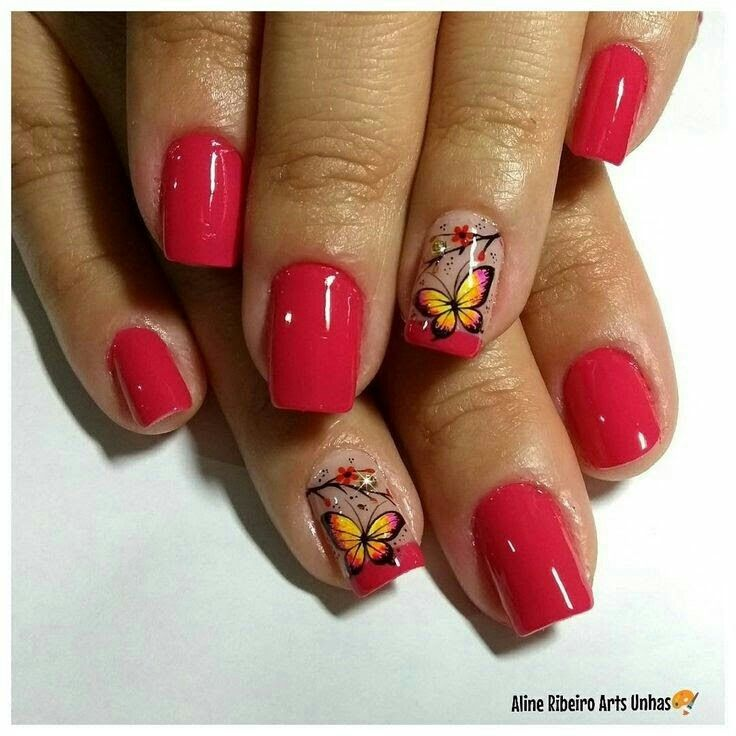 39 best Diseños para uñas images on Pinterest | Nail art tips, Nail ...