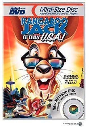Kangaroo Jack - G'Day USA! (DVD)