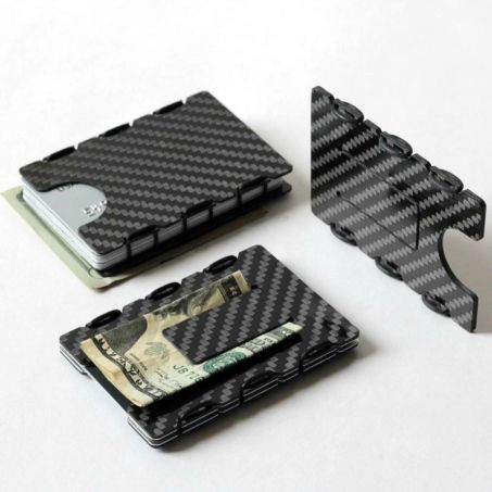 slimTECH Carbon Fiber Wallet