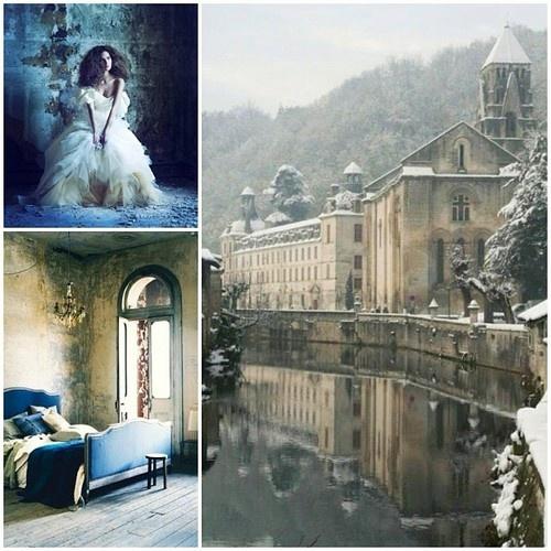 Beautiful France..... So romantic!