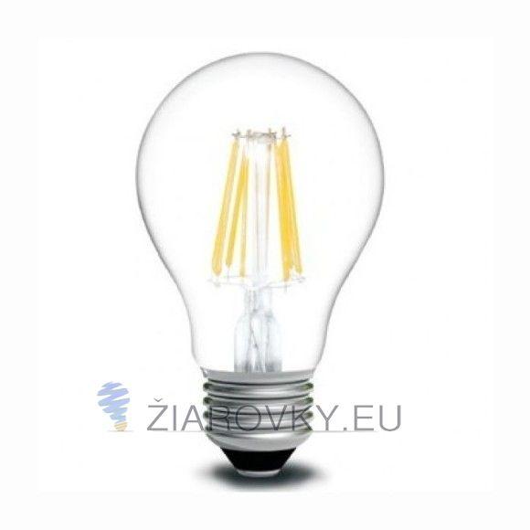 Na rozdiel od klasických LED čipov je napájaný malým prúdom. Malý prúd napájajúci filamentové žiarovky umožňuje úspornú konštrukciu napäťového meniča, ktorý nevyžaduje chladenie a celý sa zmestí do pätice E27. Tvarované sklo žiarovky má vzhľad tradičných EDISON žiaroviek a hodí sa ako dekoračné osvetlenie do každej domácnosti, reštaurácie alebo do hotela. Na rozdiel od iných typov dekoračných žiaroviek nevyžaruje UV žiarenie, čo je bezpečnejšie pre dlhodobé použitie a je menej atraktívna pre…
