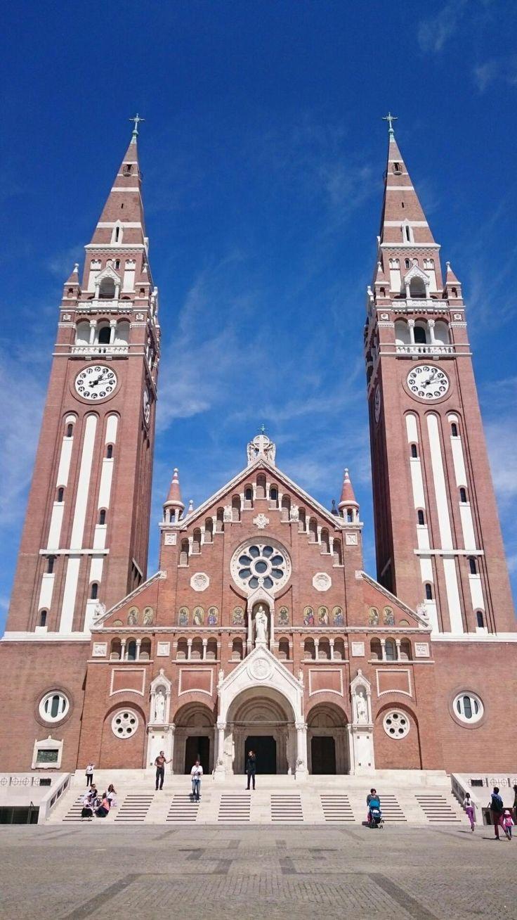 **Votive Church - Szeged, Hungary