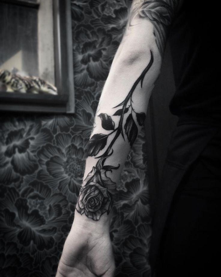 Alexander Hela tattoo