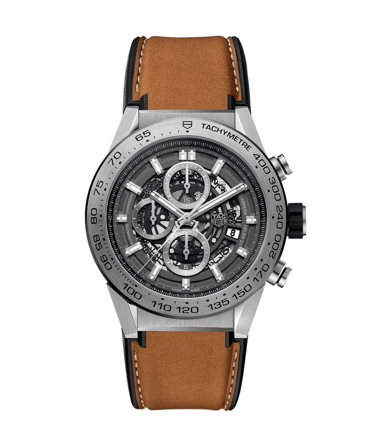 TAG Heuer Carrera Calibre HEUER 01 100 M - 45 mm CAR2A8A.FT6072 TAG Heuer watch price