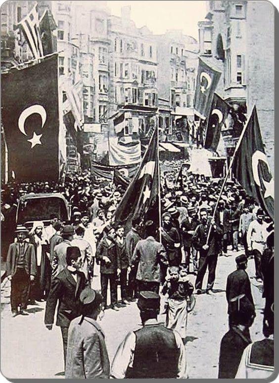 1908 İKİNCİ MEŞRUTİYET ...