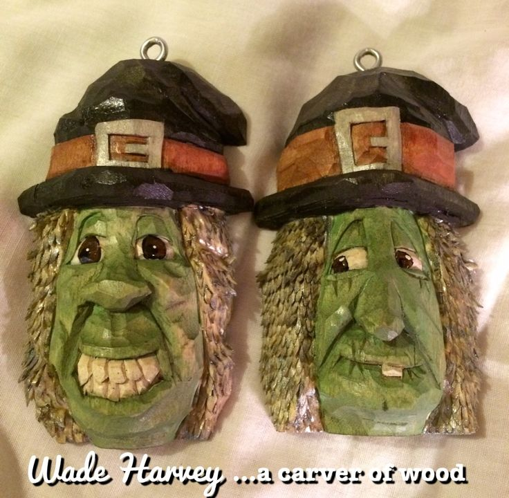 Witch sisters ornaments