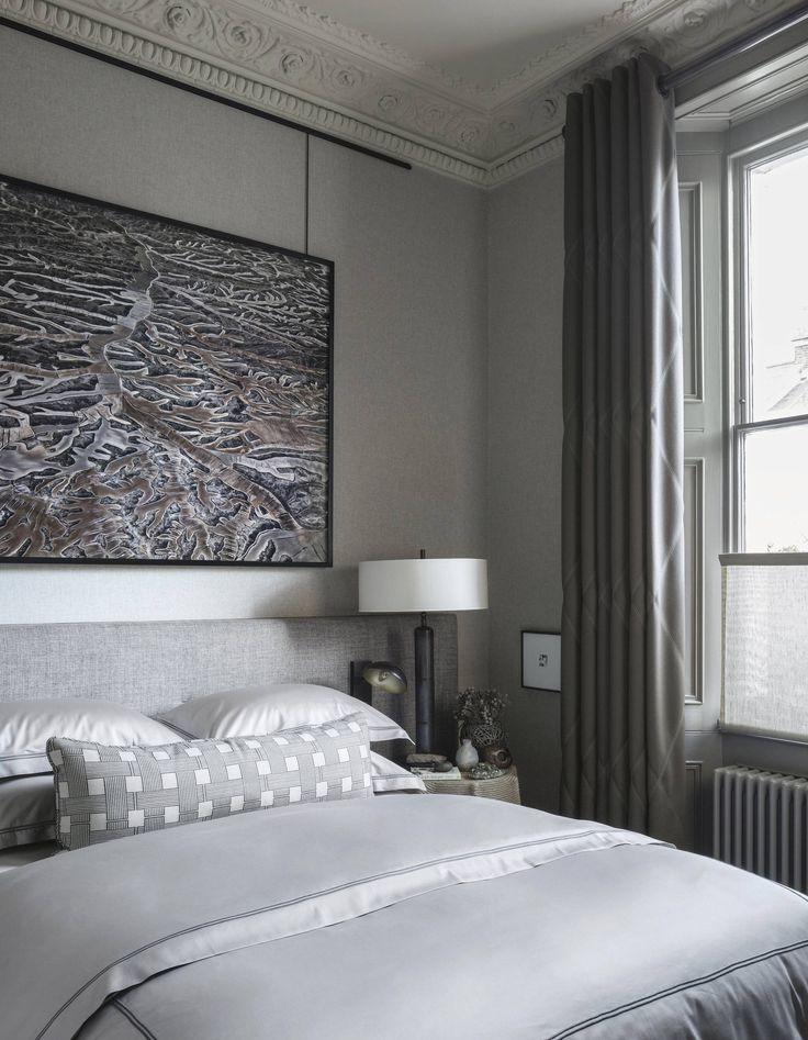 Rui Ribeiro's calm, contemporary west London flat in 2020