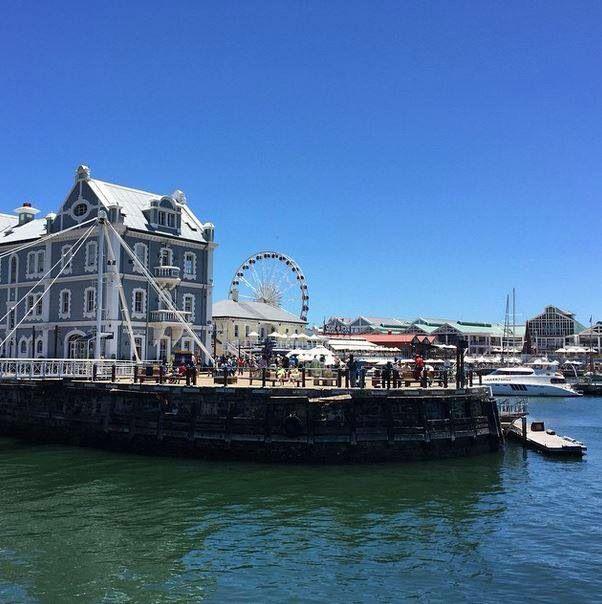 V&A Waterfront, Cape Town, South Africa. BelAfrique your personal travel planner - www.BelAfrique.com