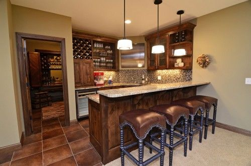 Basement Kitchenette With Bar: 101 Best Images About Basement Layout On Pinterest