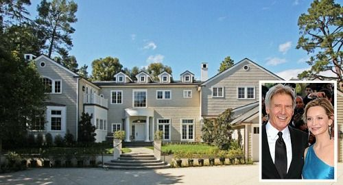 Harrison Ford and Calista Flockhart's House