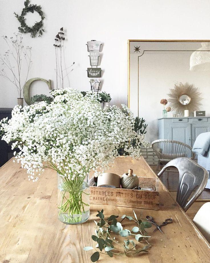 """1,368 mentions J'aime, 20 commentaires - C I N Q M A I (@cinqmai_shop) sur Instagram: """"Bonjour dimanche tout gris ☁ On a sorti toutes nos brindilles et petites fleurs pour t'oublier …"""""""