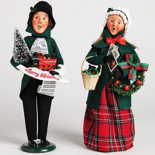 62 Best Decorating With Byers Choice Carolers Images On: 421 Best Images About Byers Carollers On Pinterest