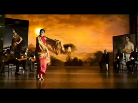 """Is it just me, or is Flamenco the most beautiful form of dance? """"Alegria"""" preformed by Sara Baras from Flamenco Flamenco"""