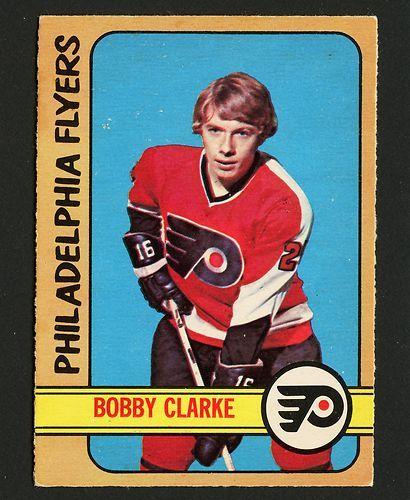 1972 - 73 OPC BOBBY CLARKE #14 EX-MT O-PEE-CHEE HOCKEY - PHILADELPHIA FLYERS @eBay! http://r.ebay.com/Eo8Cux #thehobby #collect