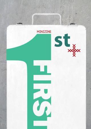 First aid kit Minizine   Hulp boekje voor eerste jaars