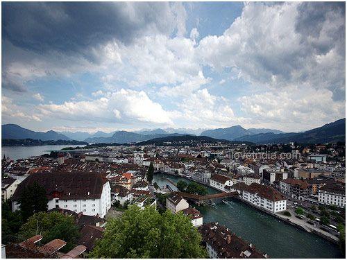 Lucerne Switzerland Attractions   Lucerne Tourist Attractions Places To See In Switzerland