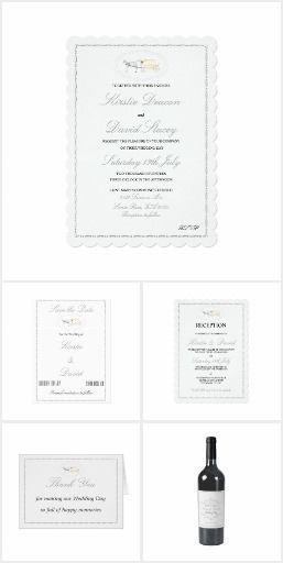 Wedding Stationery & Accessories Set 05