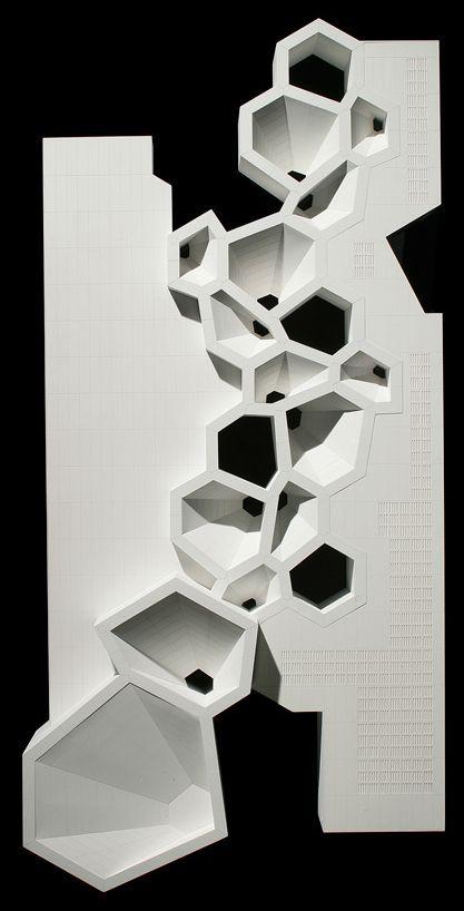 Contemporary Art Centre Córdoba by Nieto Sobejano Arquitectos via flasd