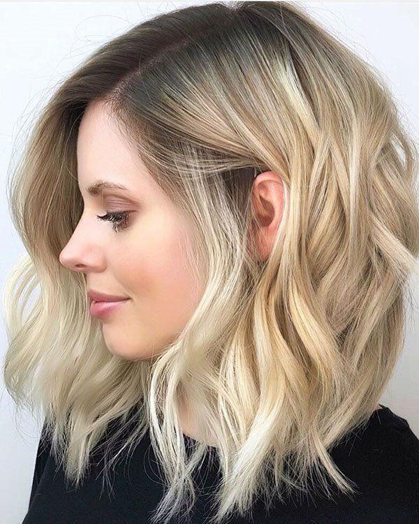 Die Schönsten Frisuren Für Kurzes Bis Mittellanges Haar
