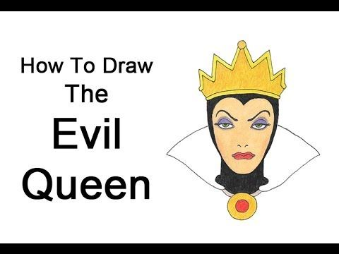 how to make evil queen collar