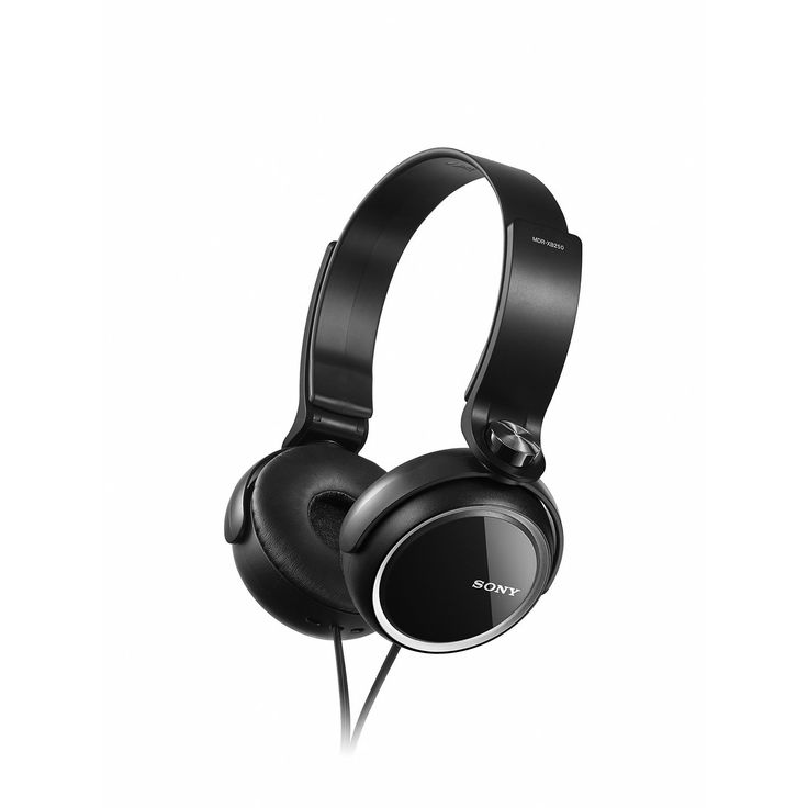 Sony Extra Bass MDR-XB250 On-Ear Headphones: Amazon.in: Electronics