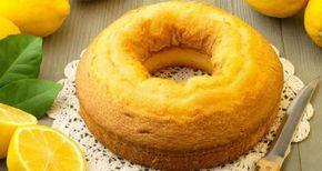 Лимонный пирог. Очень вкусный и легкий в приготовлении