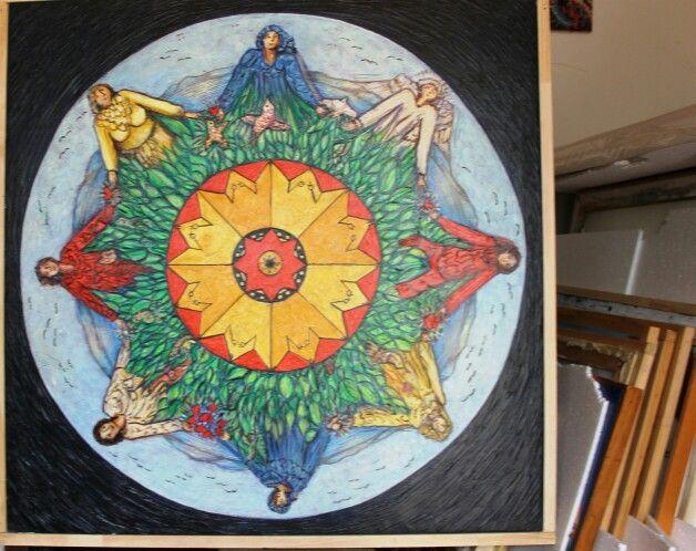 Coquimbo, pintura Analuz