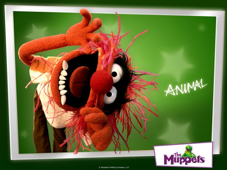 "animal muppets | The Muppets: ""Animal Tattoo"" Animal-the-muppets – Creative ..."