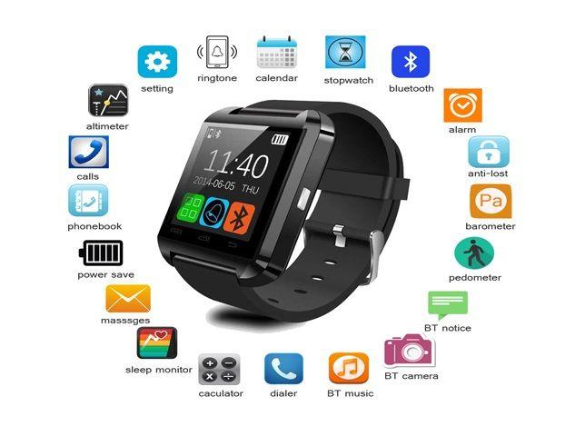 Κερδίσετε ένα smartwatch u8!