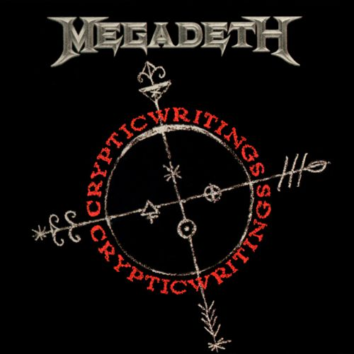 Megadeth : Cryptic Writings –  May 2014