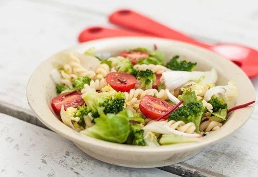 Top 11 egészséges tésztasaláta | NOSALTY