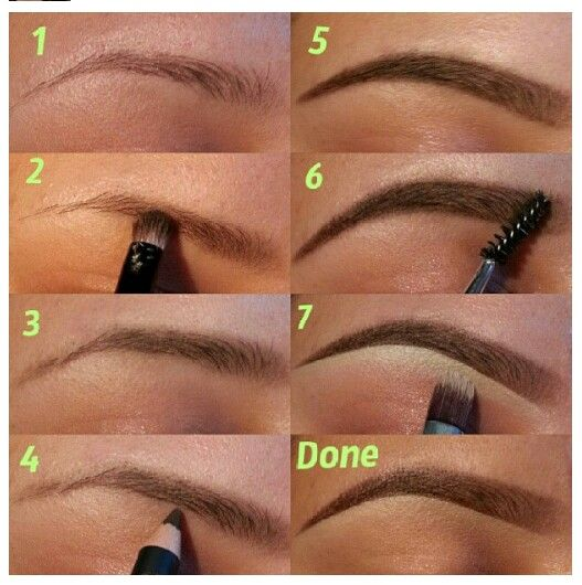 Great Eyebrow Tutorial : Makeup : Pinterest : Eyebrow ...