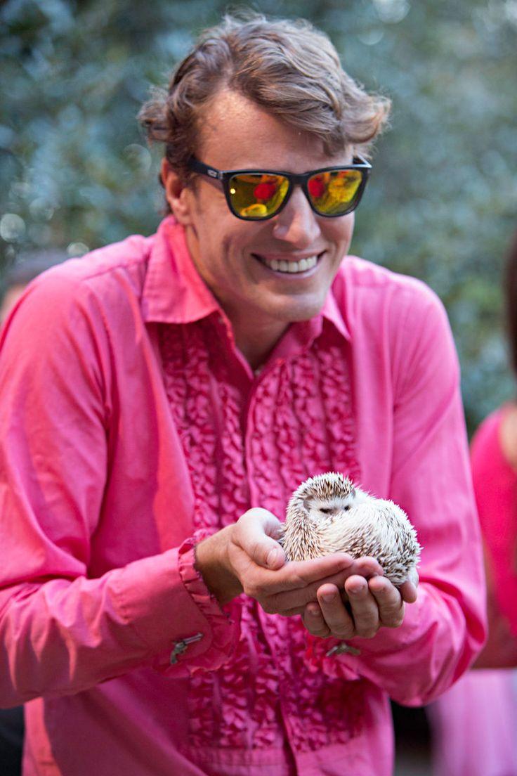 Go Inside Patricia Altschul's Fabulous Flamingo Party
