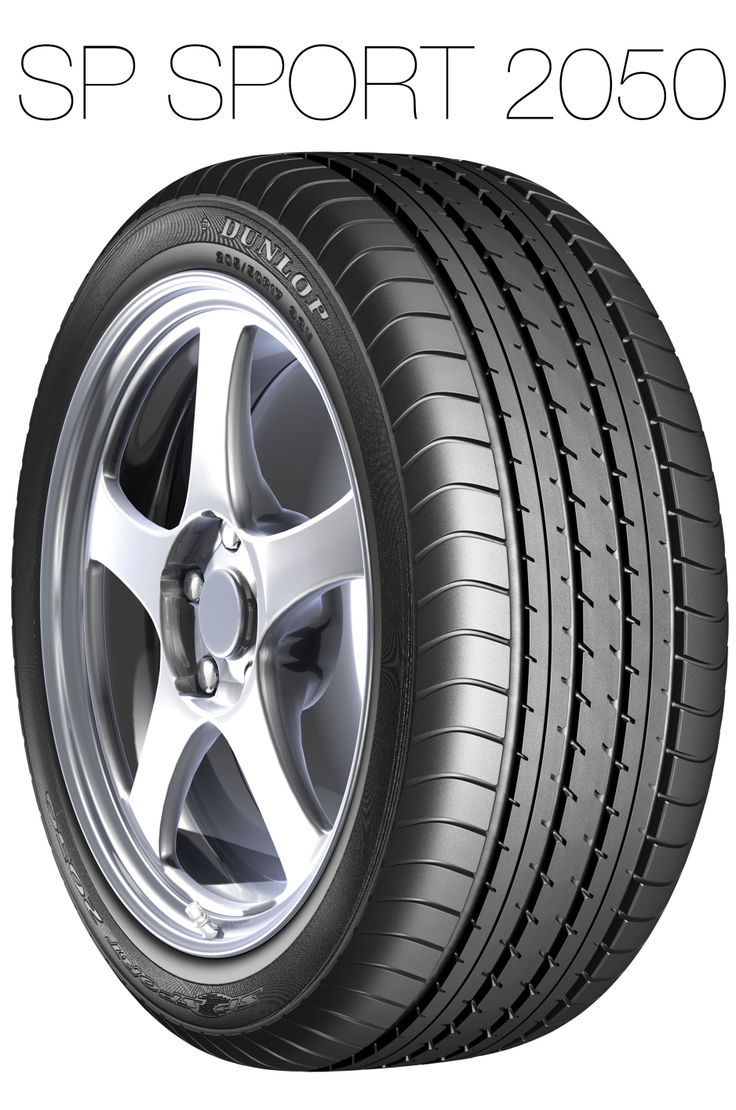 A high-performance tyre with superior tread design.