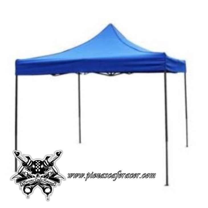167,5€ - ENVÍO GRATIS - Carpa Paddock G-Nerik Reforzada 3X3 Color Azul