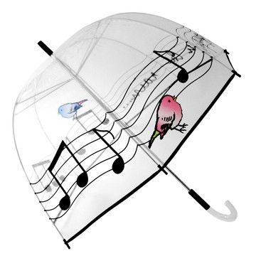 Singing in the Rain Umbrella, 39€, now featured on Fab.